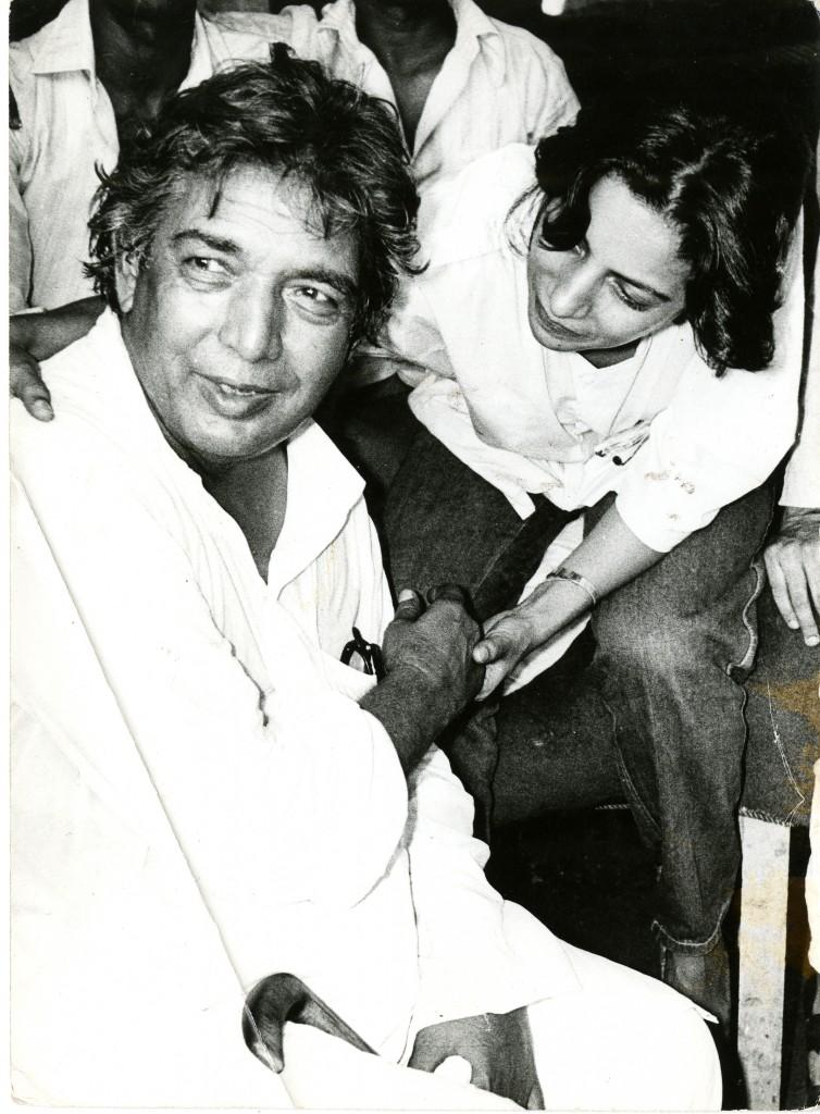 Kaifi's contribution to Films